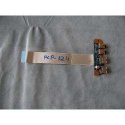 Carte USB Audio LS-6064P...
