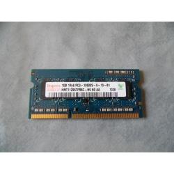 Sodimm 1GB 1Rx8 PC3 10600S...