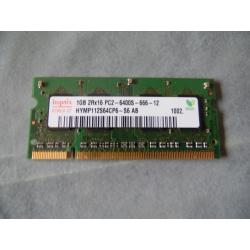 1Gb 2Rx16 PC2 6400S Hynix