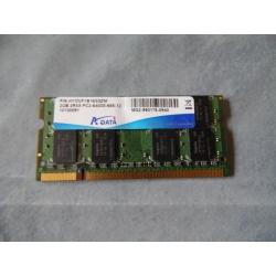 2Gb 2Rx8 PC2 6400S Adata